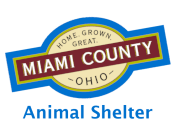 Miami County Logo for Animal Shelter