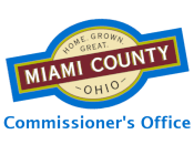 Miami County Logo for Commissioners