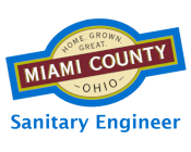 Miami County Logo for Sanitary