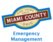 Miami County Logo for EMA