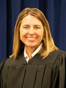 Photo of Judge Stacy M. Wall